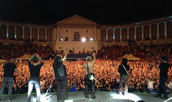 Billy Idol On Tour