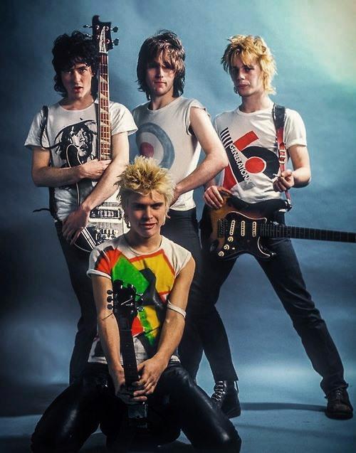 Generation X (band) - Wikipedia