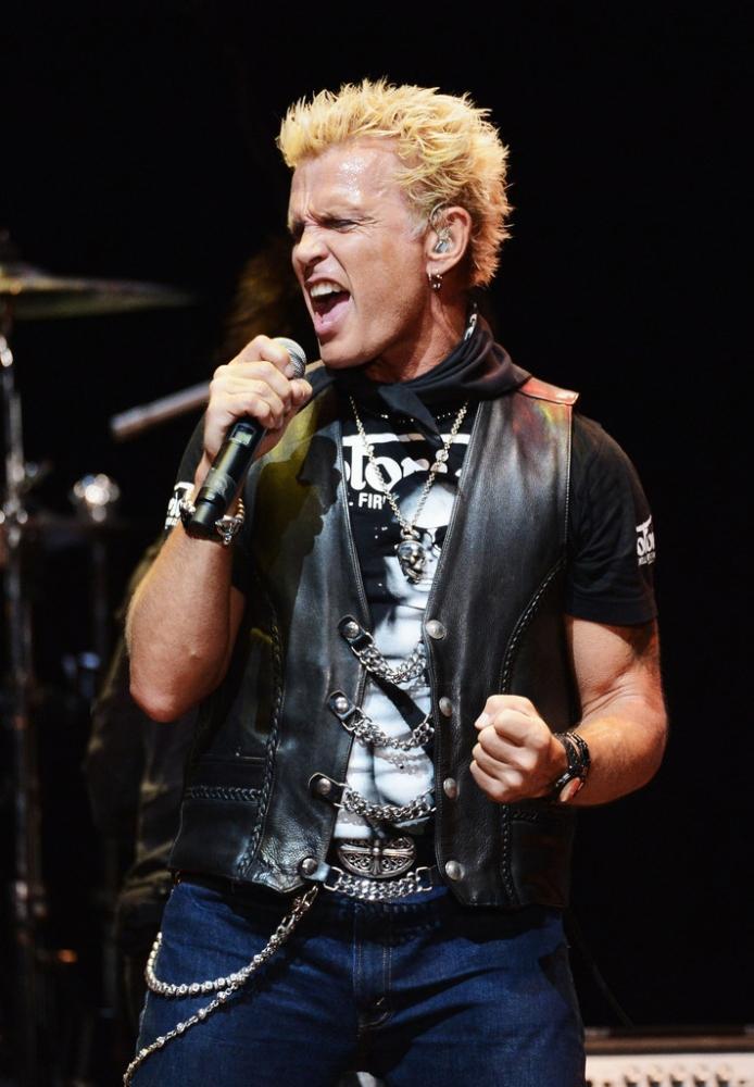 Idol Live Billy Idol