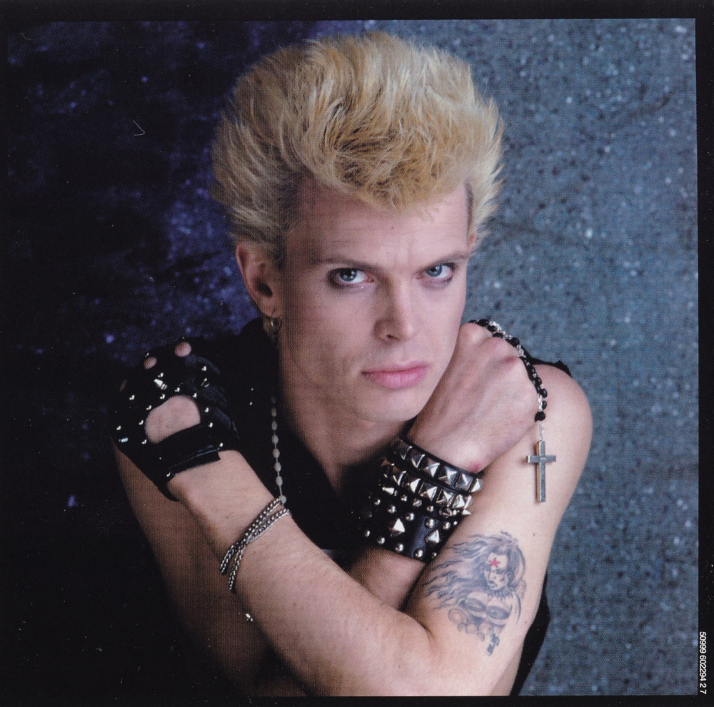 Classic Idol Billy Idol
