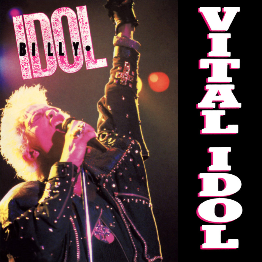 Album Covers Billy Idol