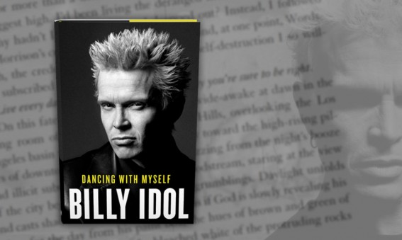 Billy Idol - Dancing With Myself - Book Tour