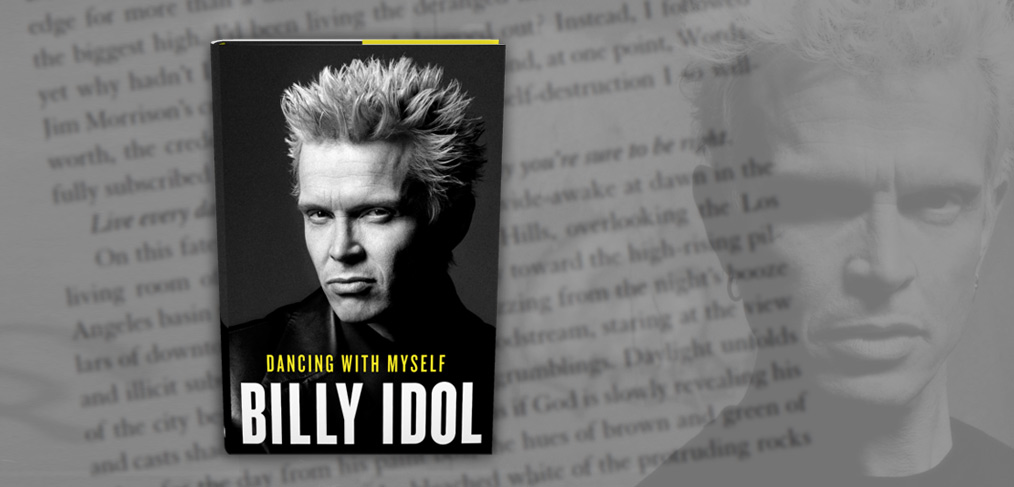 Billy Idol Book Tour Billy Idol