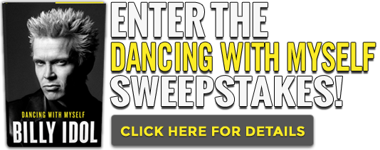 Dancing With Myself Sweepstakes