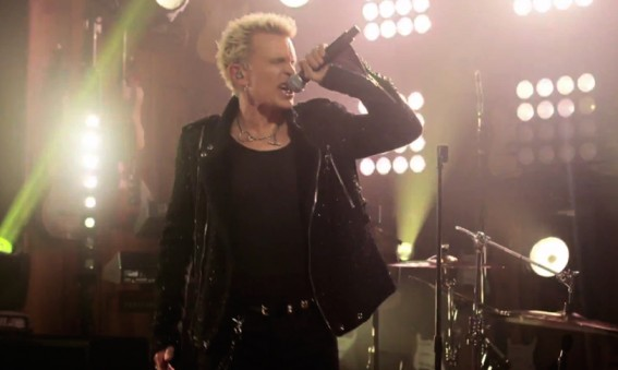 Billy Idol - Guitar Center Sessions