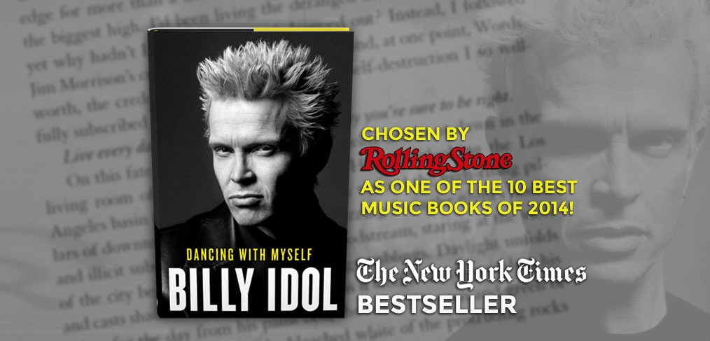 Billy Idol Autobiography