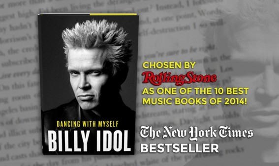 Billy Idol Autobiography
