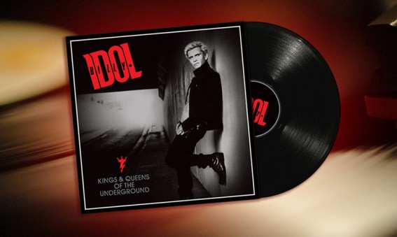 Billy Idol - Kings & Queens of the Underground - Vinyl