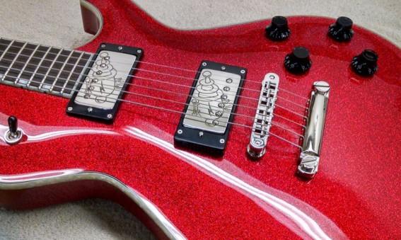 Knaggs Guitars - Steve Stevens SSII
