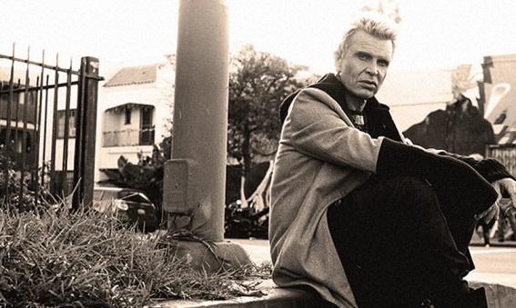 Billy Idol - LA Weekly