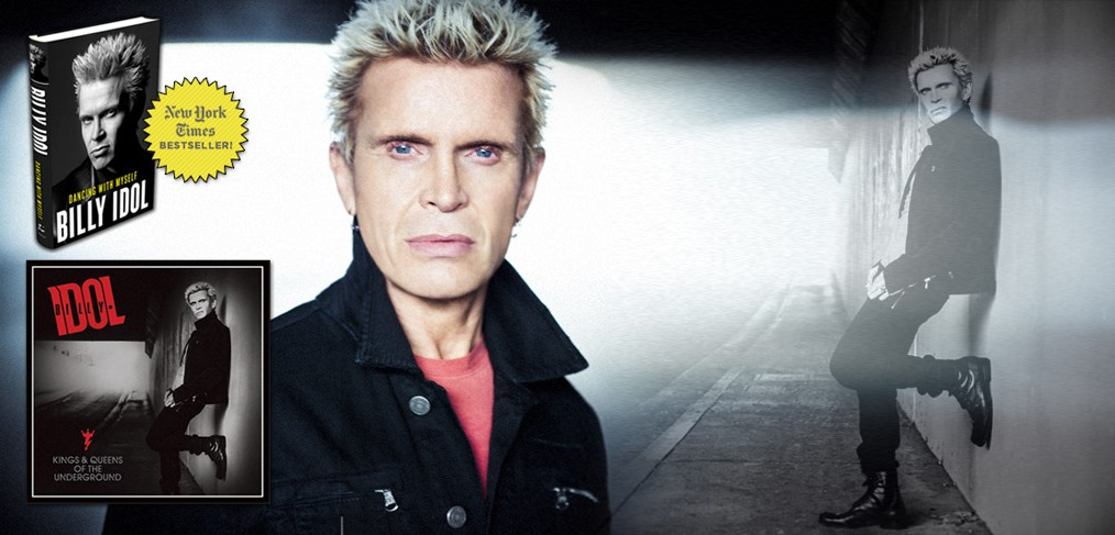 category music billy idol. Black Bedroom Furniture Sets. Home Design Ideas