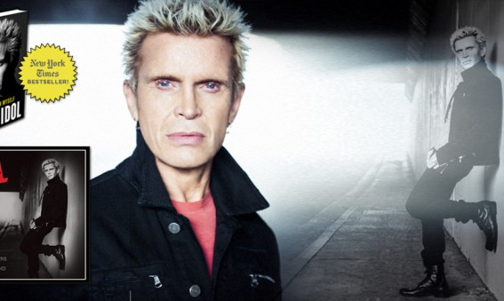 Billy Idol New Album