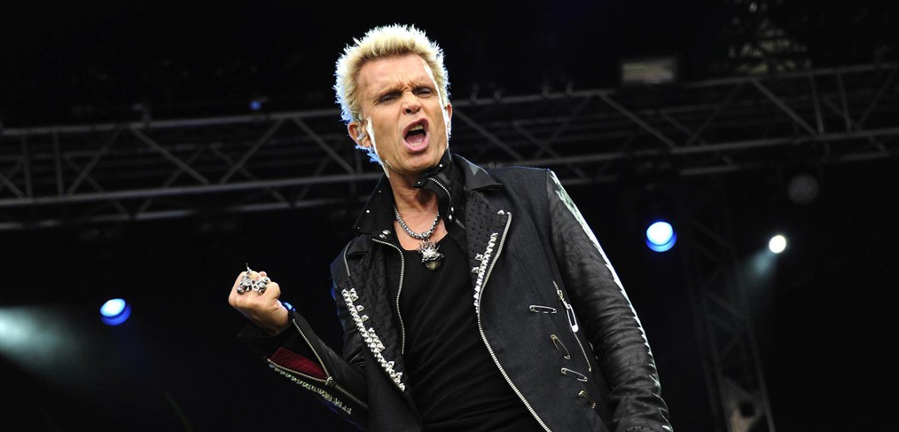 Billy Idol Tour Dates