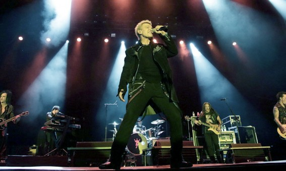 Billy Idol Concert Review