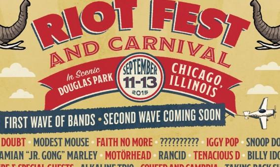 Billy Idol - Riot Fest