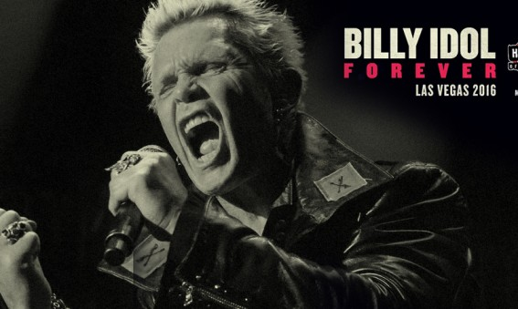 Billy Idol Las Vegas