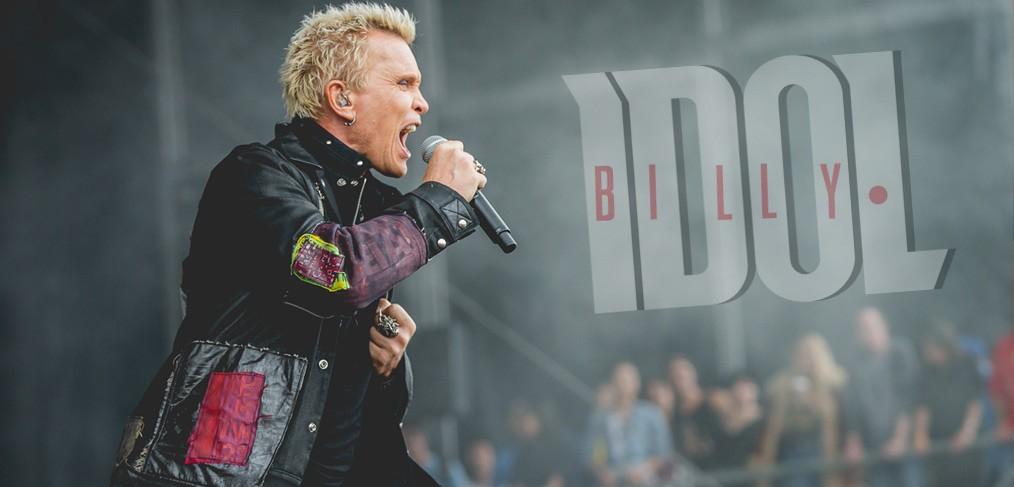 Billy Idol Tour