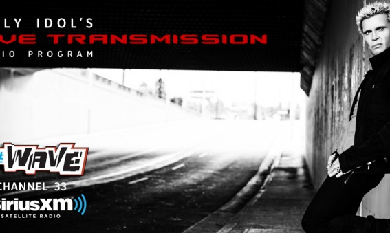 Billy Idol - Live Transmission - SiriusXM