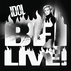 BFI Live! (Billy Fucking Idol Live)