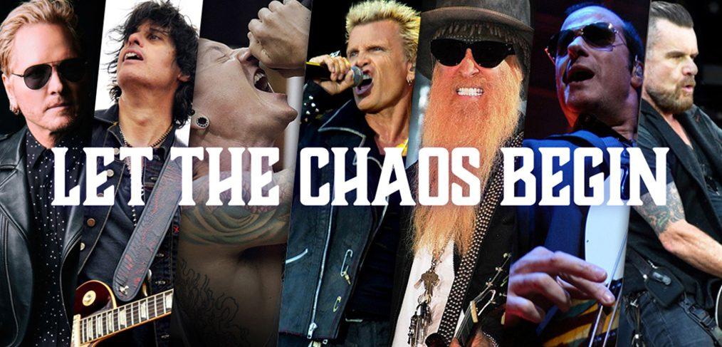 Kings of Chaos - Billy Idol