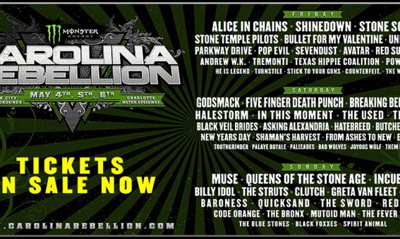 Carolina Rebellion 2018