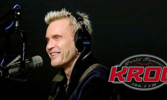 billy idol kroq