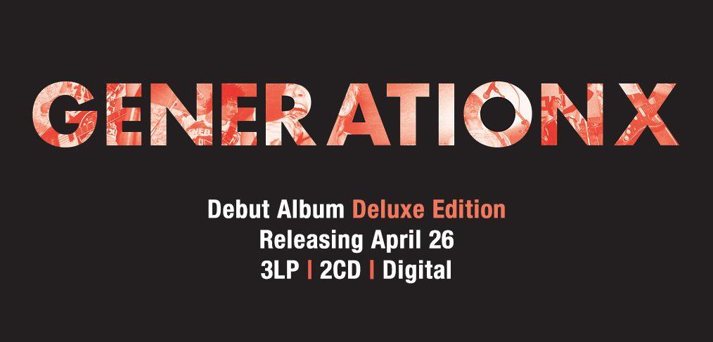 generation x boxset