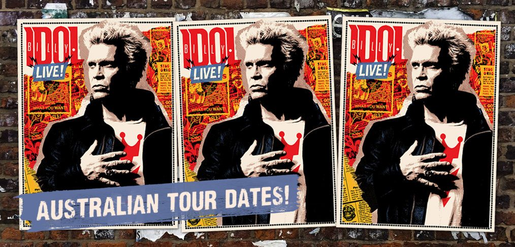 Billy Idol Australia