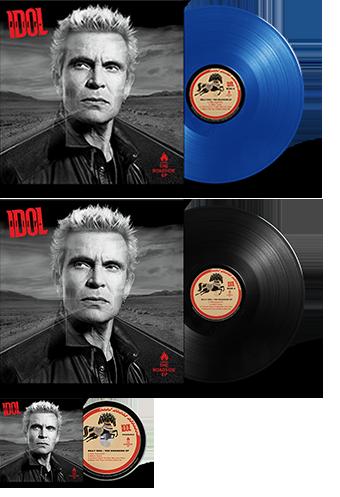 PRE-ORDER NOW! Billy Idol - The Roadside - EP